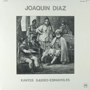 1986 Kantes Djudeo-espanyoles