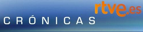 Logo Crónicas (La 2)