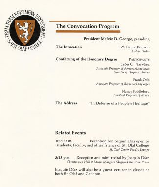 05 The convocatory program.1