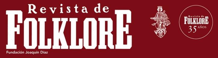 Revista de Folklore - 35 Aniversario