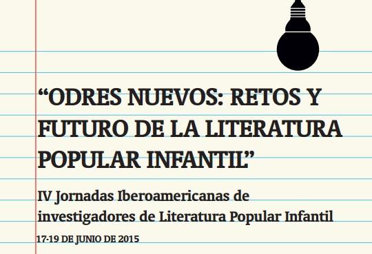 Retos y futuro de la Literatura Popular Infantil