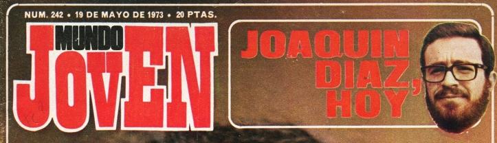 Mundo Joven - Mayo 1973 (recorte)