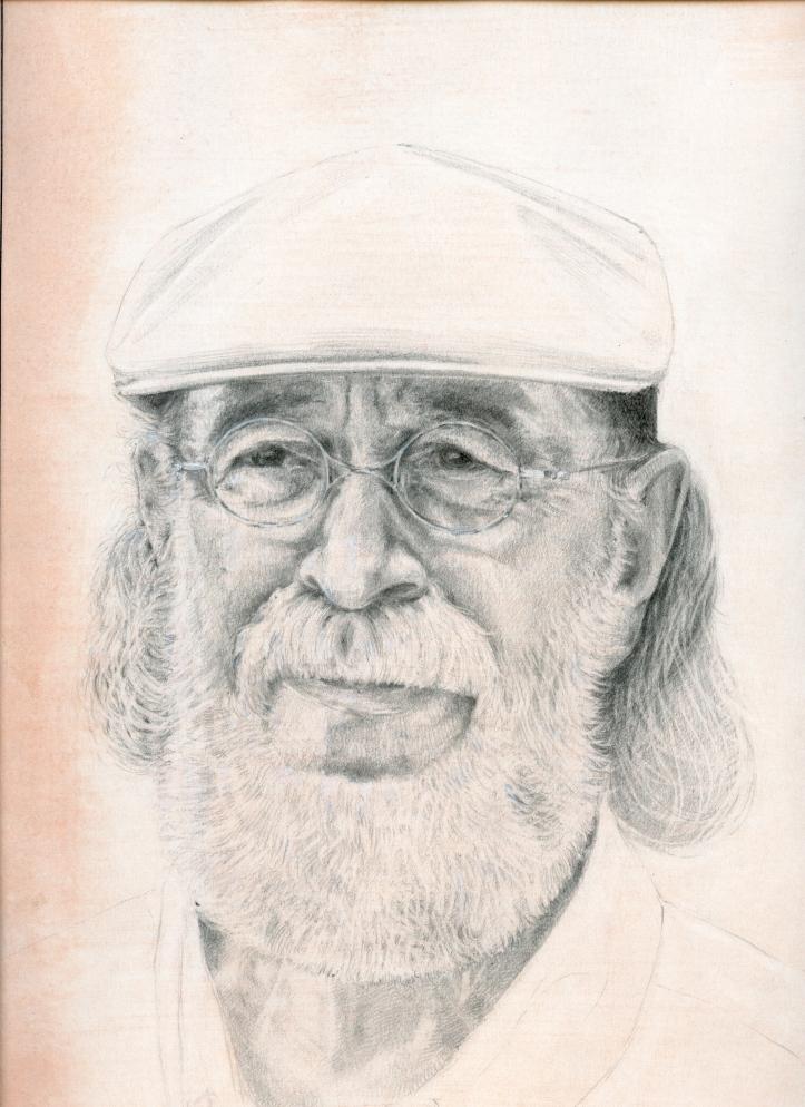 Retrato Joaquín Díaz (Ionut Cosmin Pascal)