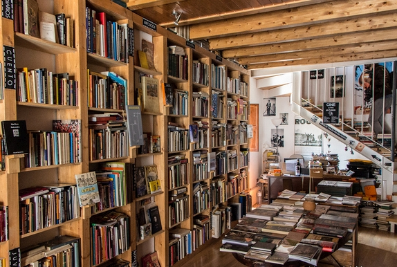 Librería Grifilm (Urueña)