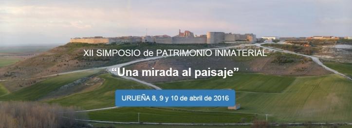 Simposio Una mirada al paisaje (Abril 2016)