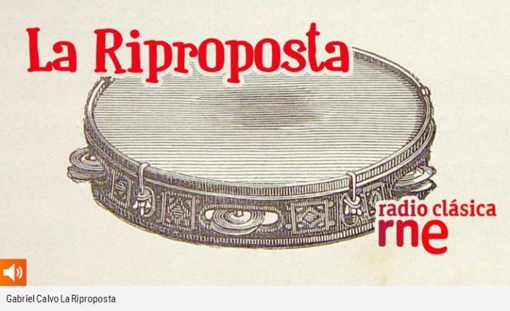 La Riproposta 01 (30-4-16)
